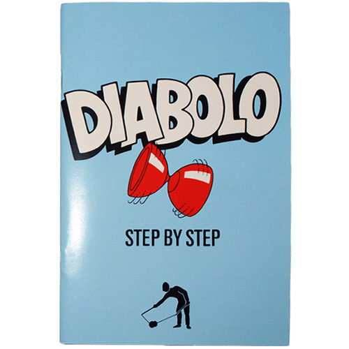 Highly Instructional Step By Step Diabolo Book