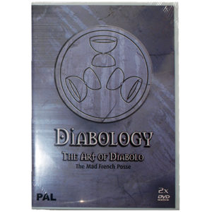 Highly informative Diabology Diabolo DVD