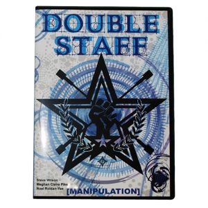 Instructional Doube Staff Manipulation DVD For Staff Spinning