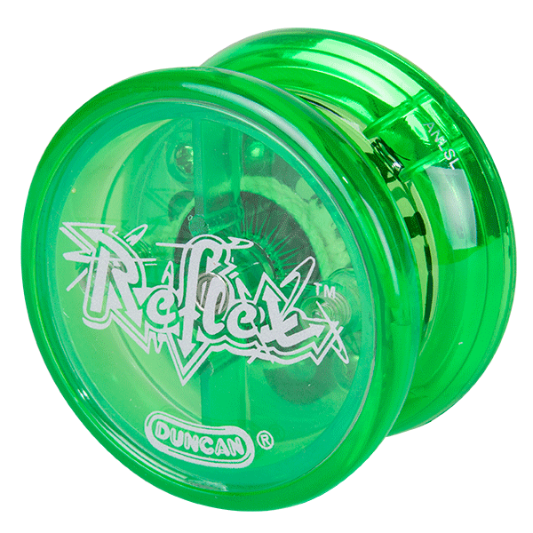 Duncan Reflex Auto Return Yo-Yo Green