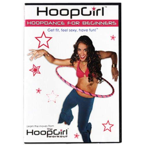 HoopGirl Hoop dance for beginners
