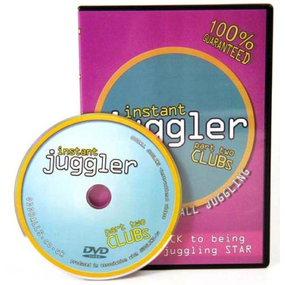 Instant Club Juggling DVD