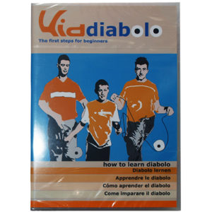 Great for beginners Kid Diabolo DVD