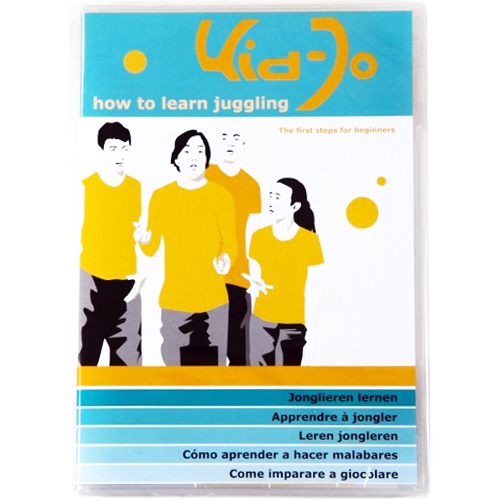 Kid-Jo Juggling DVD