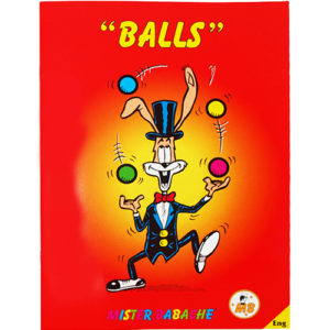 Master Babache-Ball-Book