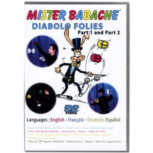 Excellent Mr Babache Diabolo Folies Part 1 and 2 DVD