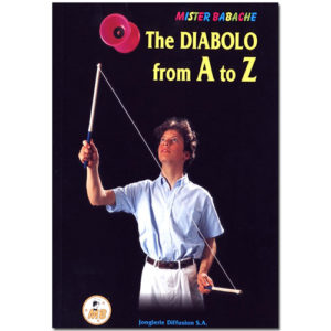The Awesome Mr Babache A-Z of Diabolo Book