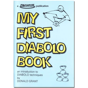 Donald Grants My First Diabolo Book