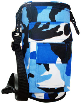 Very Handy Diabolo Bag Camouflage Blue