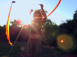 Beautiful Angel Poi by Flames N Games