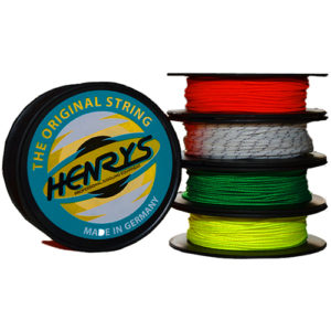 World renowned Henrys Diabolo String 10m Reels
