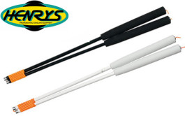 Super Strong Henrys Carbon Diabolo Sticks with String..