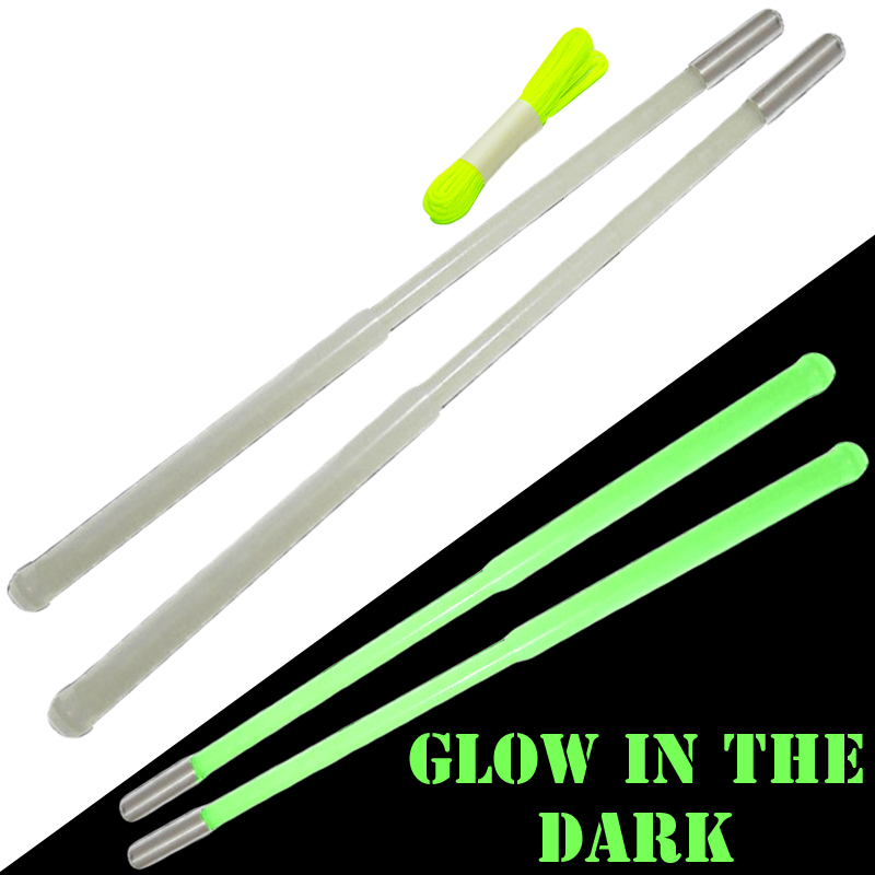 Bright Mr Babache Energy Moon Glow Diabolo Handsticks