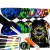 Outstanding quality Mr Babache Harlequin Diabolo Sets