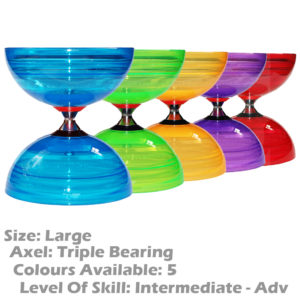 Excellent quality Sundia Shining Bearing Diabolo