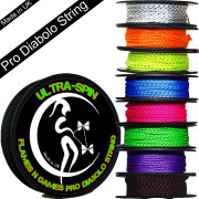 Our very own Ultra Spin Diabolo String 10m Reels