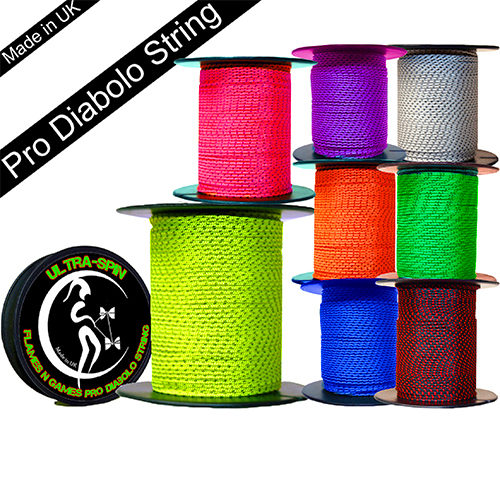 Quality and fast Ultra-Spin-Diabolo-String-25m