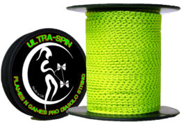 Quality and fast Ultra-Spin-Diabolo-String-25m-Yellow.
