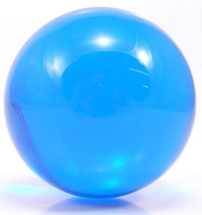 Blue - FNG Coloured Acrylic Contact Balls