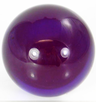 Purple - FNG Coloured Acrylic Contact Balls