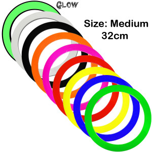 32 cm Mr Babache Juggling Rings