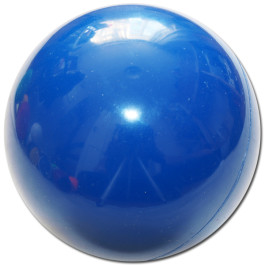 Blue - FNG Practice Contact Juggling Ball