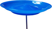Spinning Plate-Blue
