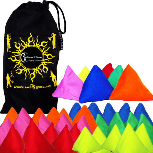 Tri Its Juggling Sacks - Juggling Pyramids