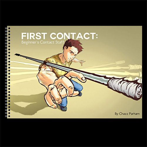 Great For Beginners First Contact Staff Instructional Book