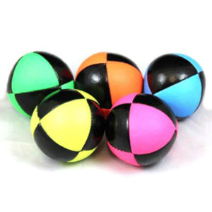 Juggle Dream Squeeze 8 Panel Juggling Balls