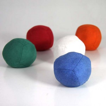 UGLIES Thud Juggling balls (Suede) 120g
