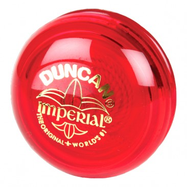 Duncan Imperial Yo-Yo - Red