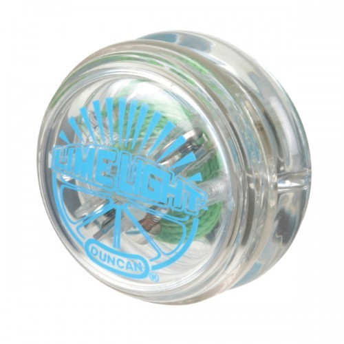 Duncan Limelight LED Yo-Yo - Blue