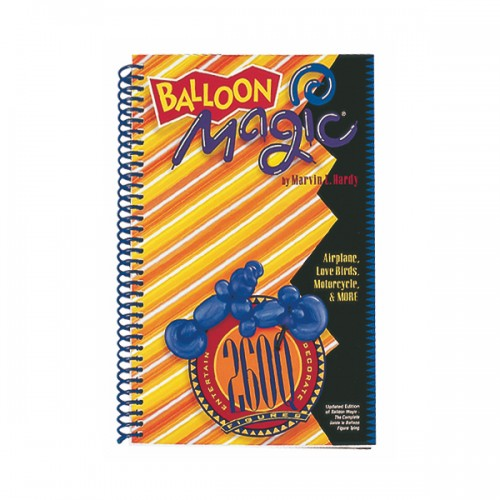 Balloon Magic How To Model 260q Book