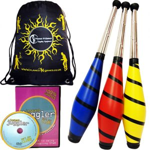 Beach Twist Juggling Clubs DVD Bag