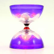HyperSpin LED Diabolo Clear