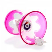 Bright and beautiful Hyperspin RGB LED Diabolo Kit With Hypersin Diabolo - Open