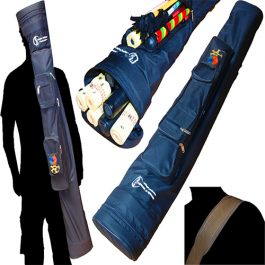Great for all your staffs Multi Staff Bag for Flames N Games Contact and Fire Staffs