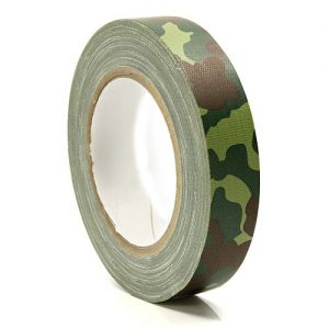 Camo Hula Hoop Decorative Tapes