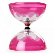The fantastic HyperSpin TC Bearing Diabolo Pink .