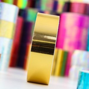 Gold Hula Hoop Decorative Tapes