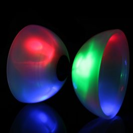 Bright Juggle Dream Big Top LED Diabolo