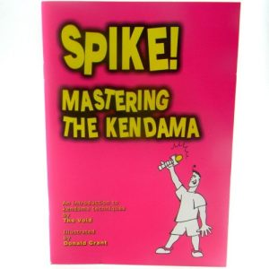 Kendama Spike Book - Mastering the Kendama