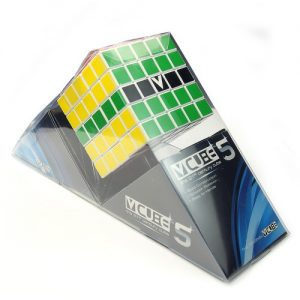 V-Cube 5x5x5 Straight Edition Puzzle Cube Front View