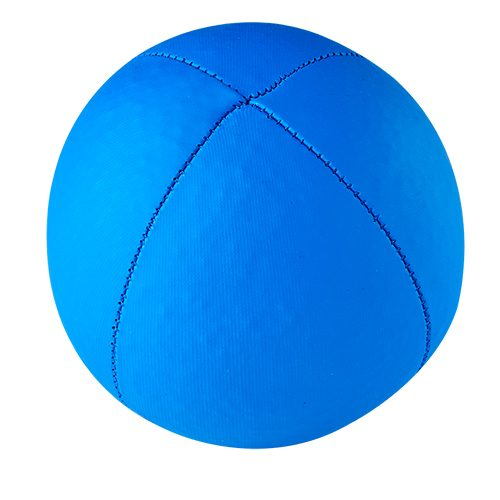 Henrys Stretch Juggling Balls Blue