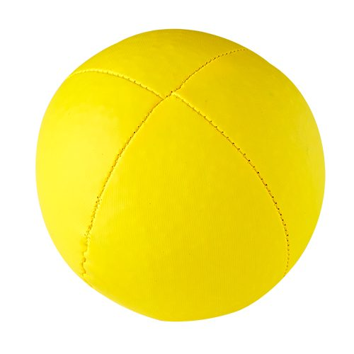 Henrys Stretch Juggling Balls Yellow
