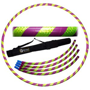 Collapsible Hula Hoops