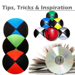Ball Juggling Books & DVDs