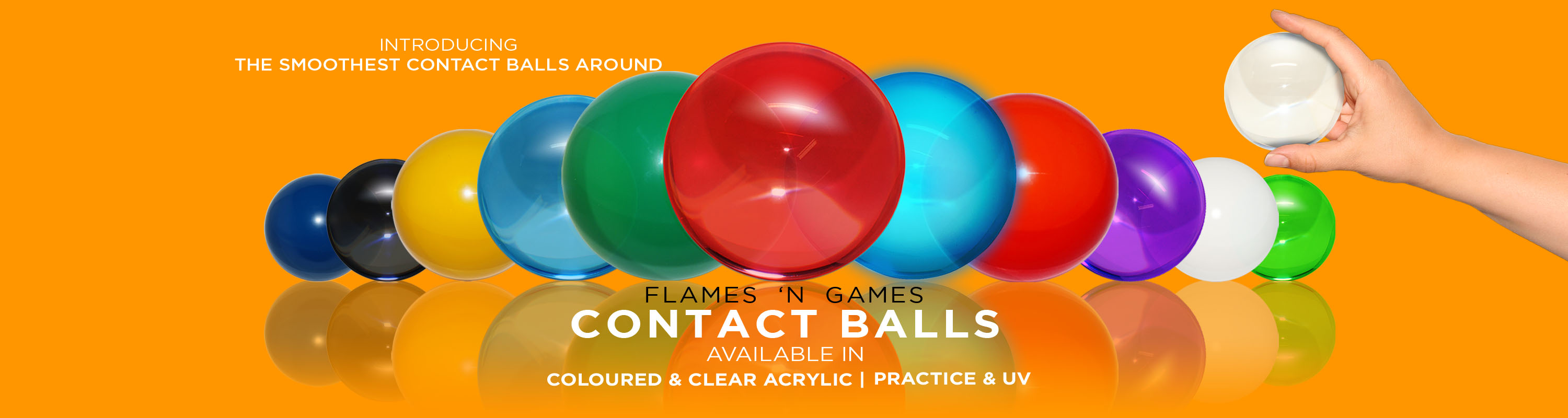 Juggling, Fire Spinning - Flames 'N Games - Buy Diabolos